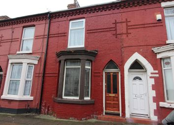 Thumbnail 2 bedroom terraced house for sale in Suffield Road, Kirkdale, Liverpool