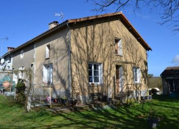 Thumbnail 1 bed property for sale in Romagne, Poitou-Charentes, 86700, France