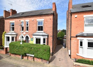 Thumbnail 5 bed semi-detached house for sale in Stratford Road, West Bridgford, Nottingham