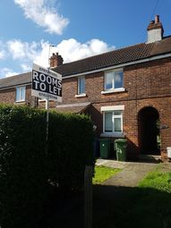 Thumbnail Room to rent in Manton Crescent, Worksop, Nottinghamshire