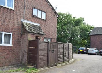 Thumbnail 1 bed maisonette to rent in Warren Avenue, Thurmaston, Leicester