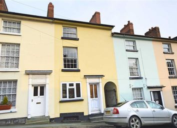 Thumbnail 3 bed terraced house for sale in 25, Crescent Street, Newtown, Powys