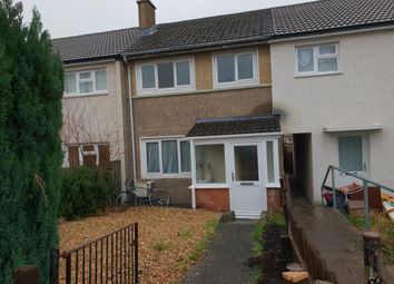 Thumbnail 3 bed terraced house for sale in Brecon, Powys LD3,