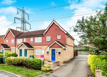 Thumbnail 2 bed end terrace house for sale in Dagdale Drive, Didcot