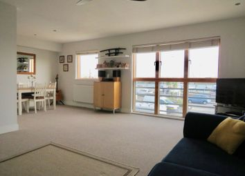 Thumbnail 2 bed flat for sale in Fort Road, Newhaven