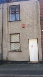 Thumbnail 2 bed terraced house for sale in Rutland Street, Stoke On Trent