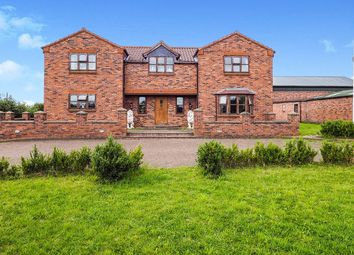 Thumbnail 4 bed detached house for sale in Wysall Lane, Keyworth, Nottingham