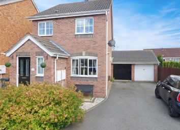 Thumbnail 3 bed property for sale in Kelso Close, Measham, Swadlincote