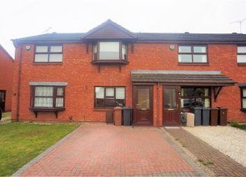 Thumbnail 2 bed terraced house for sale in St. Catherines Court, Lincoln