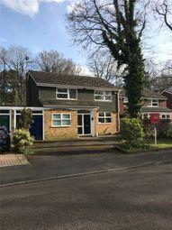 Thumbnail 4 bedroom link-detached house to rent in Oakwood Road, Windlesham, Surrey