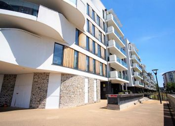 Thumbnail 2 bed flat to rent in Invicta, Millennium Promenade, Harbourside