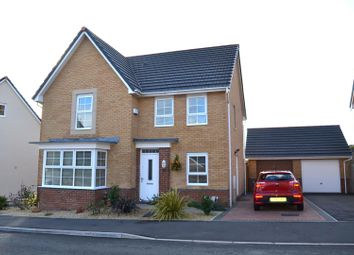 Thumbnail 4 bed property for sale in Horizon Way, Loughor, Swansea