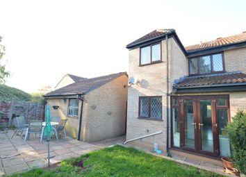 Thumbnail 4 bedroom semi-detached house for sale in Slimbridge Close, Yate, Bristol
