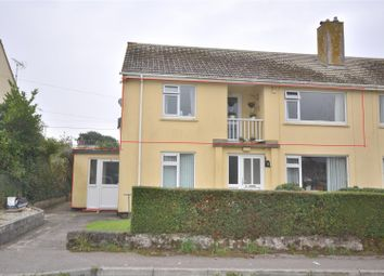 Thumbnail 2 bedroom flat for sale in Oates Road, Helston