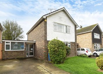 Thumbnail 3 bed link-detached house for sale in Station Road, Lingfield