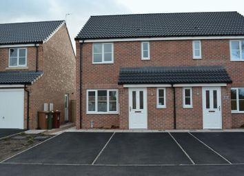 Thumbnail 3 bed semi-detached house to rent in Woodside Drive, Scunthorpe