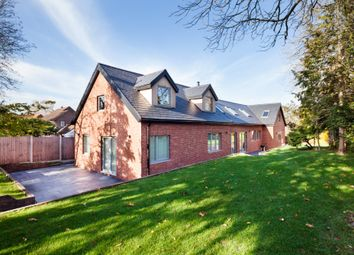 Thumbnail 4 bed detached house for sale in Audley Road, Saffron Walden