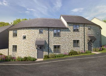 "Thumbnail 3 bed semi-detached house for sale in ""The Exton"" at Blackawton, Totnes"