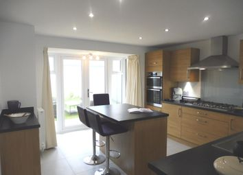 Thumbnail 5 bedroom detached house for sale in Main Road, Ogmore-By-Sea, Bridgend