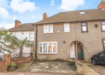 Stamford Road, Dagenham, Essex RM9. 2 bed terraced house