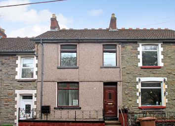 Thumbnail 3 bed terraced house for sale in East View, Brithdir, New Tredegar