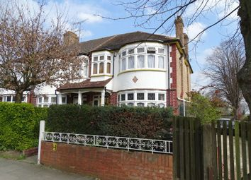 Thumbnail 3 bed terraced house for sale in Lombard Villas, Lombard Road, London