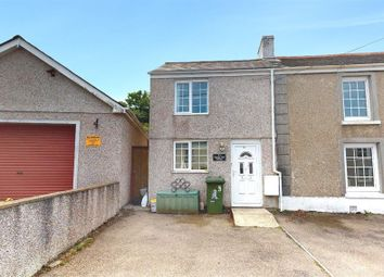 Thumbnail 2 bed semi-detached house for sale in Bodriggy Street, Hayle
