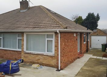 Thumbnail 2 bed semi-detached bungalow for sale in Hollywalk Avenue, Normanby