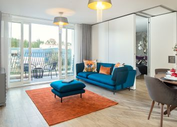 "Thumbnail 1 bed flat for sale in ""Sovereign Point"" at Victoria Bridge Road, Bath"