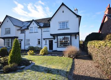 Thumbnail 4 bed semi-detached house for sale in Westdene, Perth Road, Blairgowrie, Perthshire