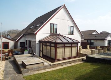 Thumbnail 5 bed detached house for sale in Maes Yr Efail, Llangennech, Llanelli