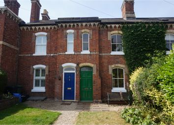Thumbnail 2 bed terraced house for sale in Alton Terrace, Shrewsbury