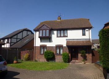Thumbnail 4 bed detached house to rent in Driftway Road, Hook