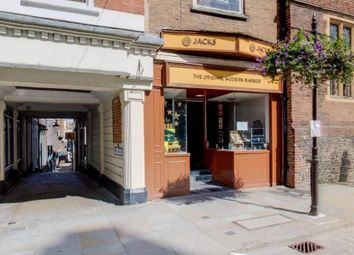 Thumbnail Retail premises to let in 165 High Street, Guildford