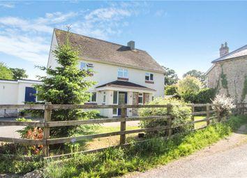 Thumbnail 4 bed detached house for sale in Colyton, Devon