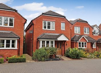 Thumbnail 3 bedroom detached house for sale in Aintree Close, Horton Heath, Eastleigh