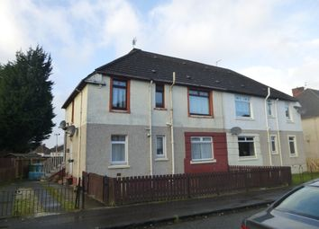 Thumbnail 2 bedroom flat for sale in Kirk Street, Coatbridge