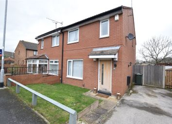 Thumbnail 2 bed semi-detached house to rent in White Laithe Garth, Leeds, West Yorkshire