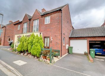 Thumbnail 3 bed semi-detached house for sale in Waverley Street, Worcester