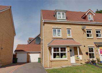 Thumbnail 4 bed semi-detached house to rent in Hillmorton Road, Ingleby Barwick, Stockton-On-Tees