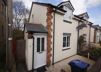 Thumbnail 2 bedroom semi-detached house to rent in Lowden, Chippenham