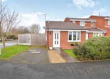 Thumbnail 1 bed bungalow for sale in The Poppins, Leicester