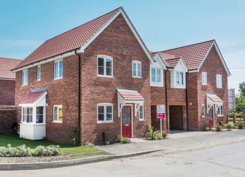 Thumbnail 4 bed link-detached house for sale in Mildenhall Road, West Row, Bury St. Edmunds