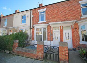 Thumbnail 2 bedroom terraced house to rent in Craig Street, Darlington