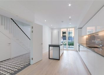 Thumbnail 4 bed terraced house for sale in Royal Crest Avenue, Royal Wharf, London