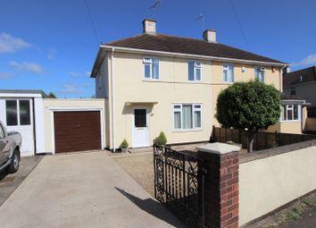 Thumbnail 3 bed semi-detached house for sale in Elmleaze, Longlevens, Gloucester