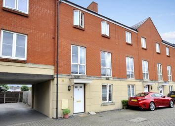 Thumbnail 4 bed terraced house for sale in Turners Court, Melksham, Wiltshire