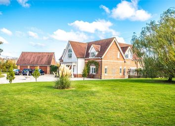 Thumbnail 5 bed detached house for sale in High Roding, Dunmow, Essex