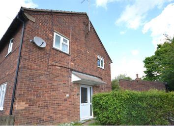 Thumbnail 2 bed maisonette for sale in Pebmarsh Close, Colchester