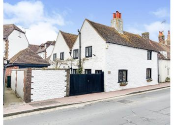 High Street, Brighton BN2. 4 bed cottage for sale